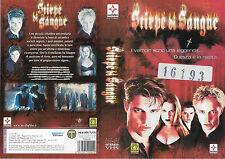 STIRPE DI SANGUE (2001) vhs ex noleggio
