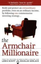 The Armchair Millionaire, Douglas Gerlach, Lewis Schiff, Good Book