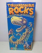 TYRANNOSAURUS ROCKS Mattel Gioco da Tavolo Abilità Vintage Collezione anni 90
