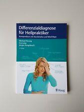 Differenzialdiagnose für Heilpraktiker (2017, Taschenbuch)