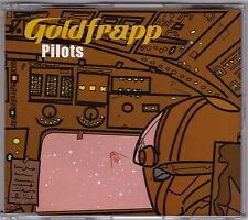 Goldfrapp - Pilots - CD (Single Track Radio Promo RCDMUTE267)