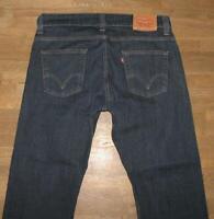 """"""" LEVI`S 506 """" Herren- JEANS LEVIS Blue- Jeans in dkl.- blau in ca. W35"""" /L29"""""""