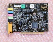 More details for creative labs sound blaster live 5.1 channel pci audio sound card ct4780