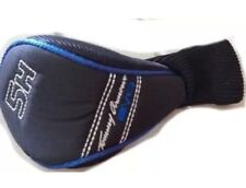 Tommy Armour Evo Head Cover 5H Black Blue Hybrid Golf Club Headcover