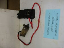02 YAMAHA 600 triple VX VMAX SX 03 04 oem electric starter solenoid battery cove