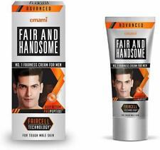 Fair and Handsome Deep Action Fairness Men Cream for tough male skin moisture