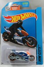 2015 Hot Wheels HW CITY CANYON CARVER  48/250