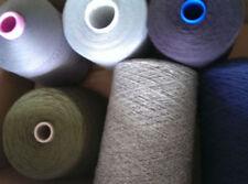 Markenlose Garne Wolle-Packs Handarbeits-im Wetzstahl