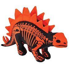 "Stegosaurus 15.5"" Skeledon Dinosaur Skeleton Themed Plush Stuffed Animal"