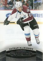 2015-16 Upper Deck Overtime Hockey #27 Nathan MacKinnon Colorado Avalanche