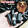 300 Bags Biodegradable Dog Poo Bag Pet Cat Waste Poop Clean Pick Up Garbage Bags