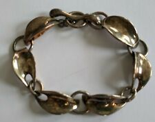 Robert Lee Morris RLM Studio Sterling Toggle Bracelet