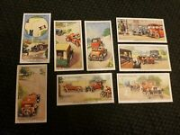 Safety First (1934) Wills Cigarette Cards - Complete Your Set - Buy 2 & Save