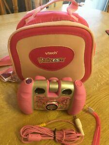 VTech Kiddie Zoom Camera 4 x Digital Zoom 2 Mega Pixel