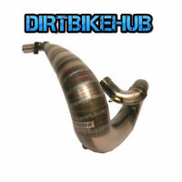 Fresco Factory Racing Expansion Front Pipe For Yamaha YZ 250 YZ250 2002 - 2018