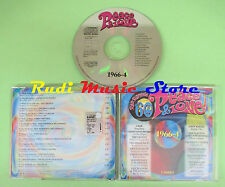 CD PEACE & LOVE 60 1966 4 compilation PROMO 2000 CHER TROGGS ANIMALS MAYALL(C32)