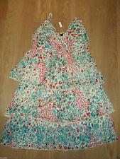 Cotton Summer/Beach Floral Tea Dresses