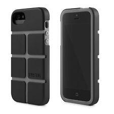 Incase SYSTM Chisel Hard Case Snap Cover for iPhone SE iPhone 5s (Black/Asphalt)