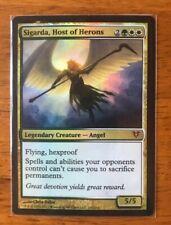 1x - Sigarda, Host of Herons - Foil LP, English MTG Avacyn Restored
