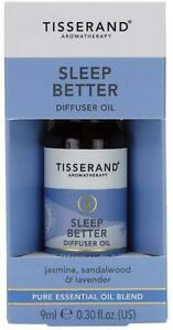 Tisserand Sleep Better Diffuser Oil Aroma Therapy Pure Essential 9ml