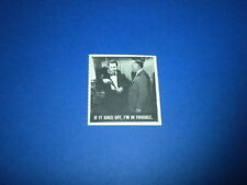 GET SMART card #1 Topps 1966 Printed in U.S.A. DON ADAMS BARBARA FELDON TV