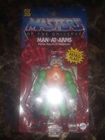 Mattel Retro Play Masters of the Universe MOTU Mand-At-Arms 2020