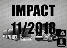 Volvo IMPACT 11.2018  Trucks, Bus, Engines Parts Service Repair Catalogs