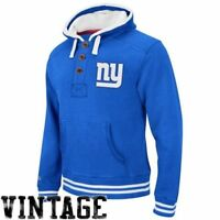New York Giants Authentic Mitchell and Ness NFL Team Jacket Size  4XL