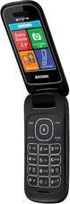 Telefonino Brondi Stone Nero Dual Sim Flip Attivo +  Auricolari con microfono