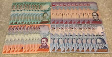 Wholesale Banknote Dealer Lot. 40 X Venezuela Banknotes. 2, 5, 10, 20 Bolivares.