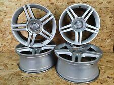 17 pollici originali Audi a3 8p a4 8e S-Line Cerchi in lega + 7,5x17 et45 + 8e0601025as