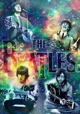 The Beatles Pop Art Print A4