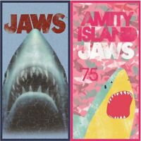 Official Jaws Cotton Beach Bath Towels Shark Towel