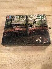 1982 Milton Bradley Big Ben ~ 1000 pc Puzzle ~ New Sealed Gasden, AL Jigsaw