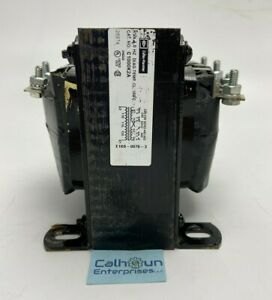 Cutler-Hammer C1000K2A Control Transformer 1.0 KVA 220-240/440-480V Sec 1010-120