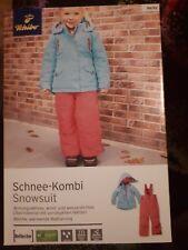 TCM Tchibo Kinder Schneeanzug Skianzug Schneekombi 86/92 neu