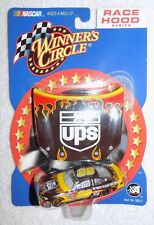 "Dale Jarrett 1/64 UPS Flames  ""WE WANT TO RACE THE TRUCK""  Brown Hood"