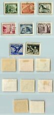 Latvia 1939 Sc 207-214 mint or used . rta2868