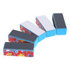 5pcs Nail Art Acrylic Sanding Shine Buffer Buffing Block File Manicure Tool