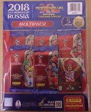 FIFA World Cup Rusia 2018 Panini Adrenalyn Xl ~ Multipack Inc Luka Modric