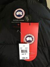 Women's Canada Goose Kensington Parka Black Medium Style #2506L New With Tags