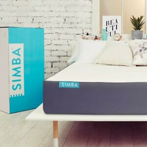 Simba Hybrid Pro Mattress - BRAND NEWDouble, King & Super King Size available
