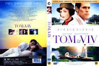 Tom & Viv (1994) - Brian Gilbert, Willem Dafoe, Miranda Richardson  DVD NEW