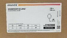 Avanos E102000 Homepump Eclipse Elastomeric Pump 100ml 200ml 48 Pack