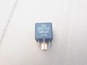 368604x000 Kia Hyundai (90-15) 4-Pin Glow Plugs Relay