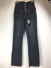 Karl Kani Ladies Hi Waist Jean's Women's Size 28W NWT