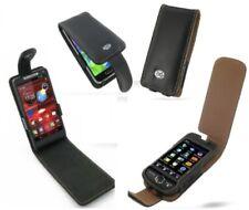 Eixo Flip Leather Case Bicolor Sony Cell Phone Case Bag Case Pouch Case