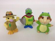 Wonder Pets Figures Tuck Linny Ming Ming Pirate Heroes Brand New Sealed NIB