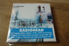 Radiohead - OK Computer - Limited Edition,2cds + dvd!!! FRENCH STICKER !!!!!!!!!