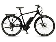 Winora Tria 7eco Herren 400Wh 28 Zoll 2018/19/20 E-Bike Pedelec schwarz RH 56 cm